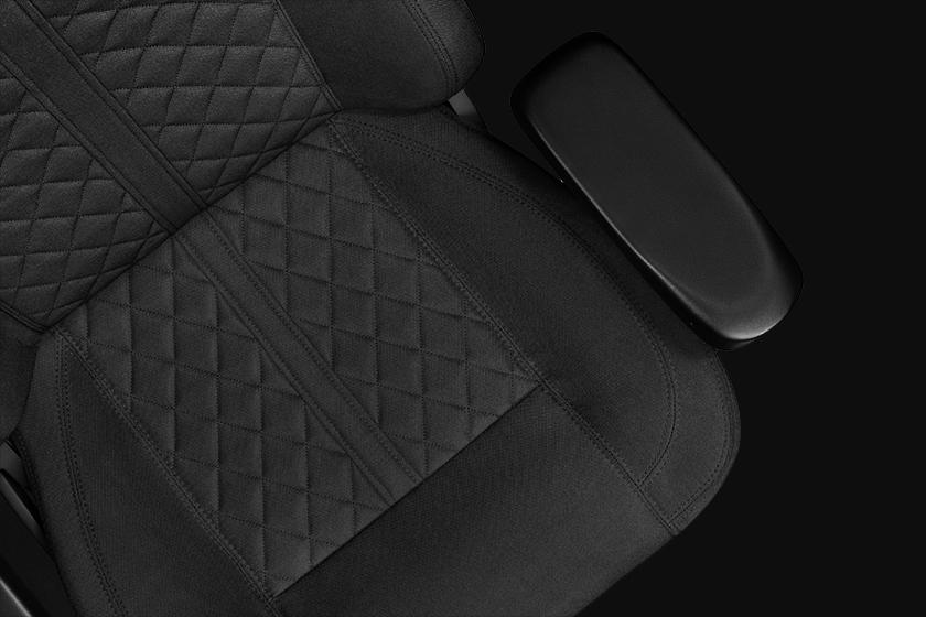 YUMISU 2052 Materiał BLACK